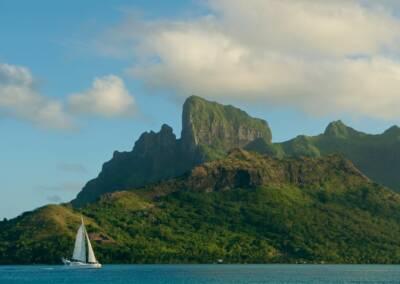 Sailing Tahiti Tim McKenna