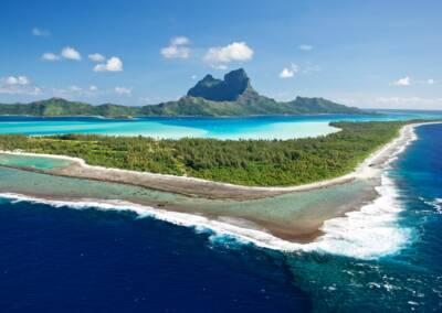 Tahiti lagoon Tim McKenna
